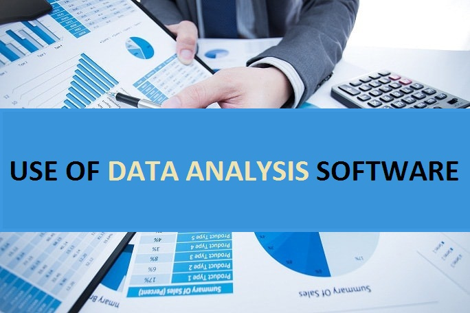 Have a slight look regarding the different data analysis software's